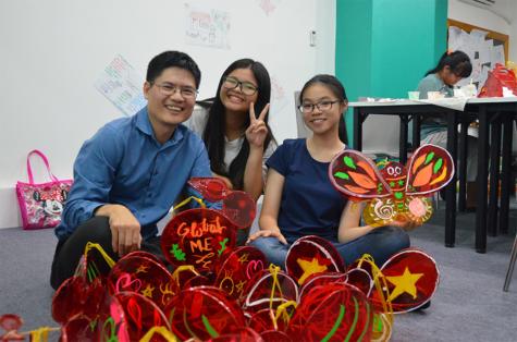 Trung thu yêu thương - hoạt động tình nguyện bổ ích giúp xin học bổng
