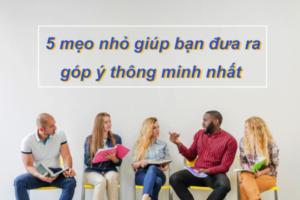 Trong cuộc sống hằng ngày, kể cả trong lúc làm việc nhóm ở trường, có những tình huống khó xử buộc bạn phải lên tiếng, phải đưa ra lời góp ý hoặc phê bình người khác. Nhưng phải ứng xử như thế nào để không rạn nứt mối quan hệ hiện tại? Cùng Global Me điểm qua mô hình gồm 5 tips ứng xử giúp bạn phải cân nhắc để góp ý một cách khéo léo và thông minh nhất.
